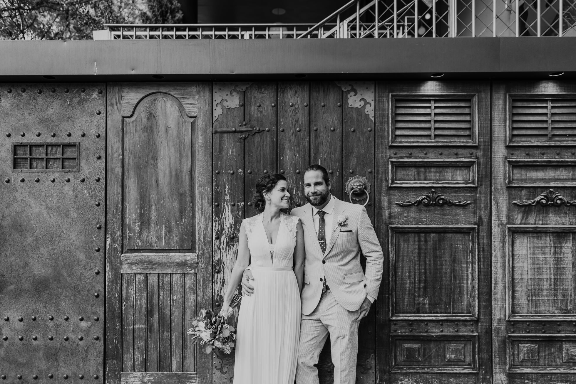 Meatpacking District wedding