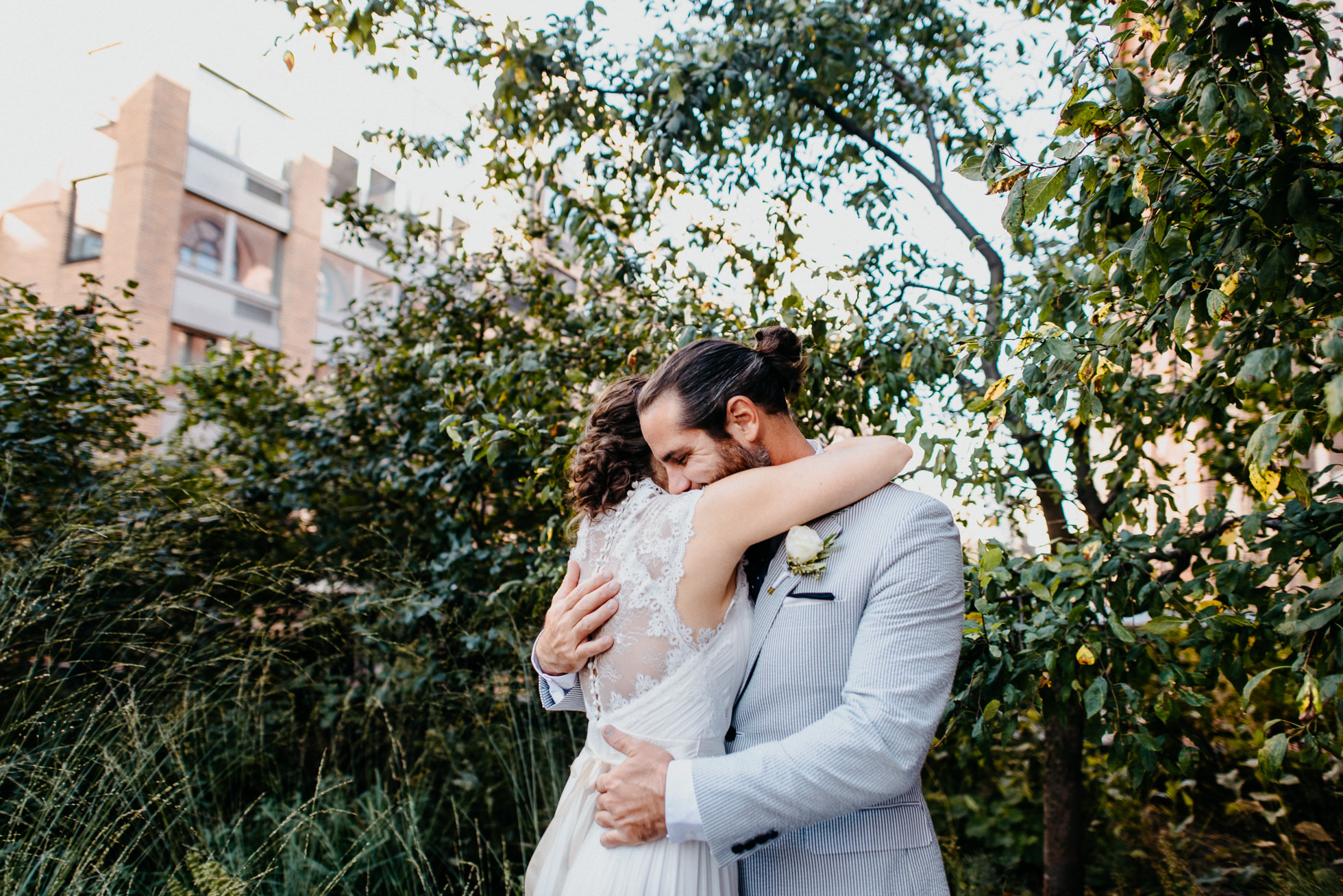 the Highline NYC wedding photographer