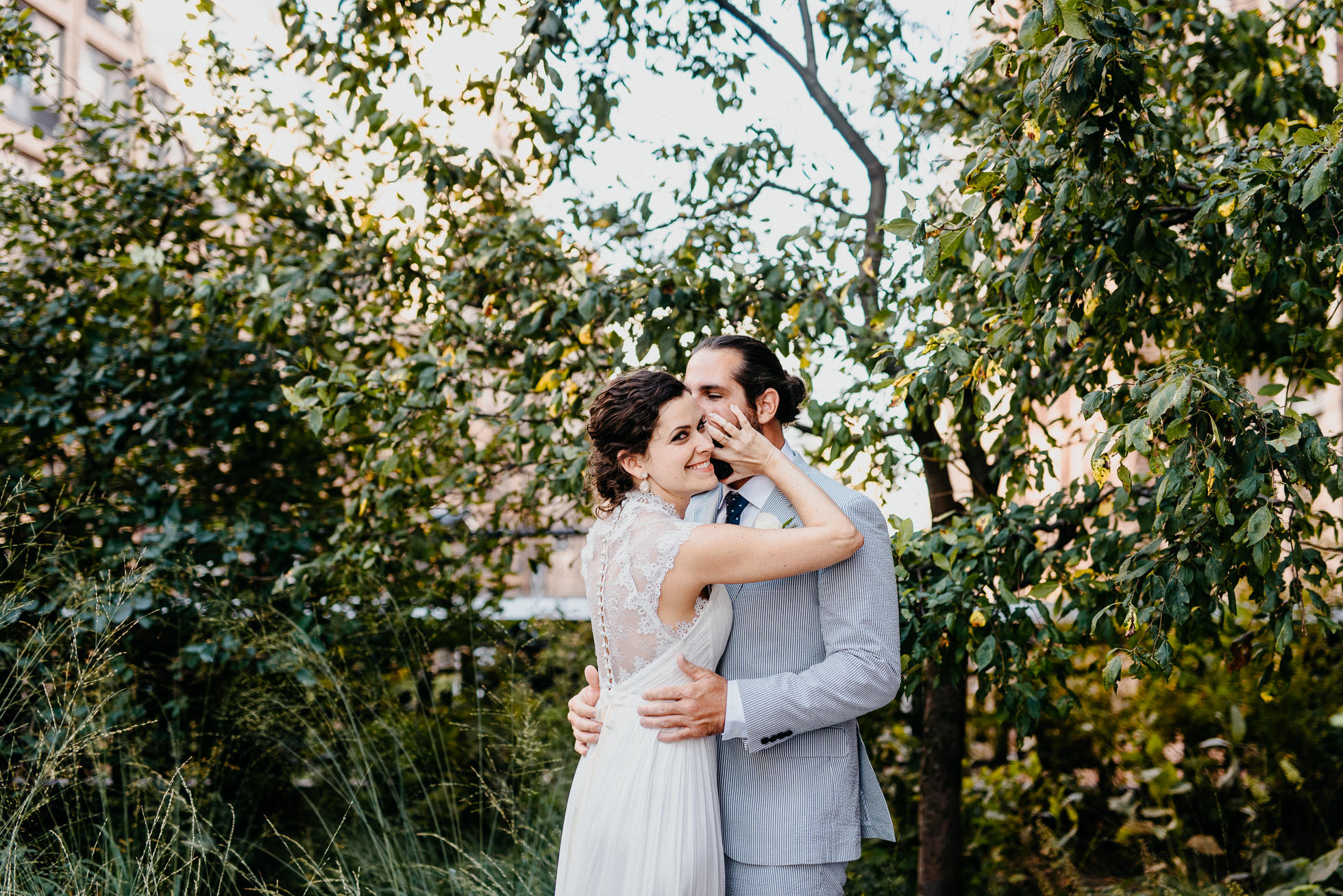 The Highline NYC wedding