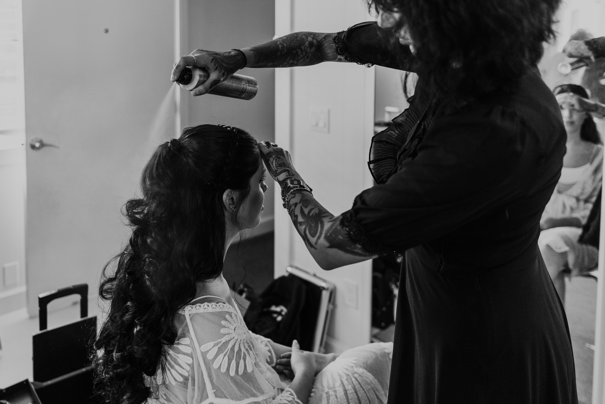 best wedding hair stylists new york